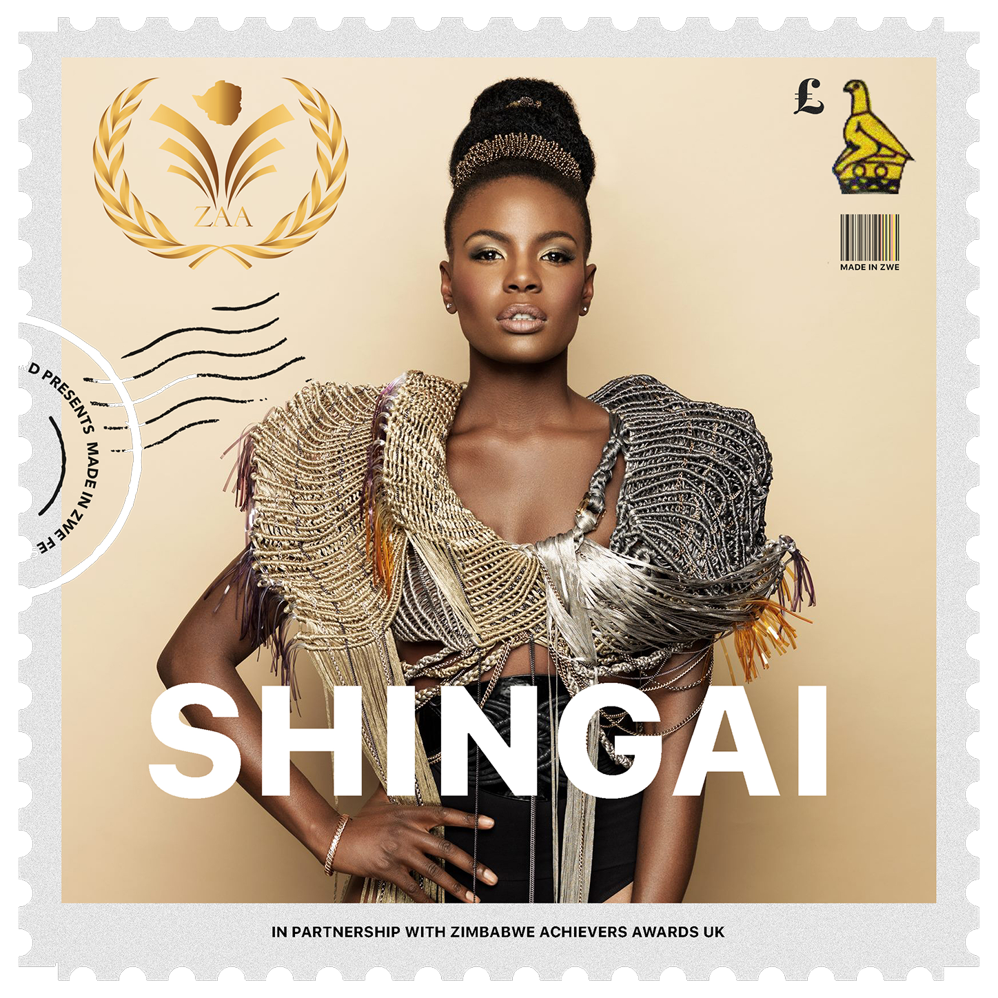 MADE IN ZWE AWARD 2019 - MADE IN ZWE AWARD 2019: SHINGAI
